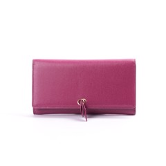 VÍ ARTEMYS WALLET SAILING A (ARTE23) COW LEATHER PURPLE - AW17