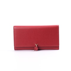 VÍ ARTEMYS WALLET SAILING A (ARTE23) COW LEATHER DARK RED - AW17