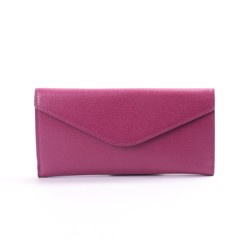 VÍ ARTEMYS WALLET SAILING B (ARTE24) COW LEATHER PURPLE - AW17