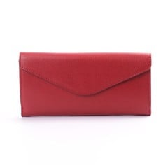 VÍ ARTEMYS WALLET SAILING B (ARTE24) COW LEATHER DARK RED - AW17