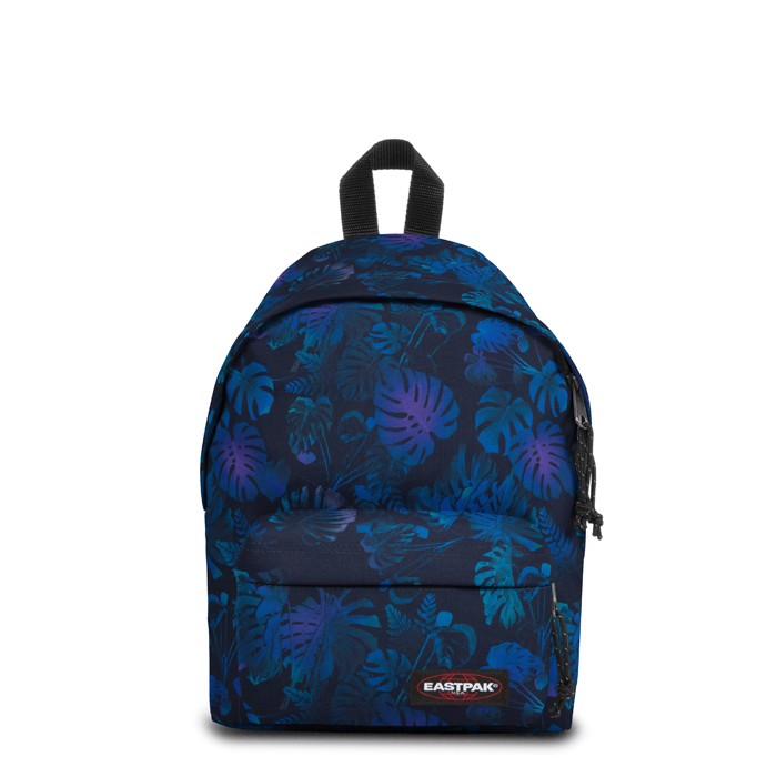 Balo EASTPAK ORBIT (EK04350O) PURPLE JUNGLE (33.5x23x15cm) - SS17