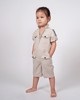 Jumpsuit WRIGHT FLYER - KID - FROSTED ALMOND
