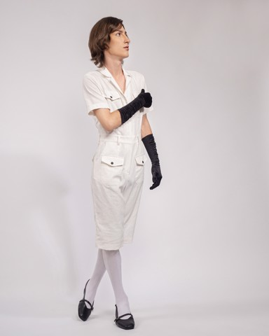 Jumpsuit WRIGHT FLYER - WOMEN - COCONUT MILK