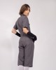 Jumpsuit WRIGHT FLYER - WOMEN - VOLCANIC GLASS