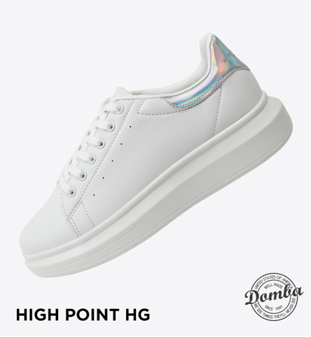 GIÀY SNEAKERS UNISEX DOMBA HIGH POINT HG