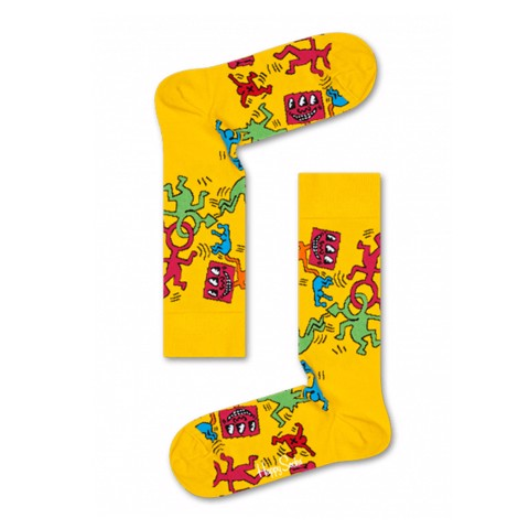 Vớ HAPPYSOCKS Keith Haring All Over
