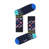 Vớ HAPPYSOCKS MIX MAX SOCK (MIM01-9000)