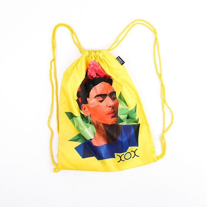 Túi XOX - BACKPACK - GIRL WITH FLOWERS - SS18