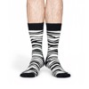 Vớ Happysocks Zebra Sock (Zeb01-1000)