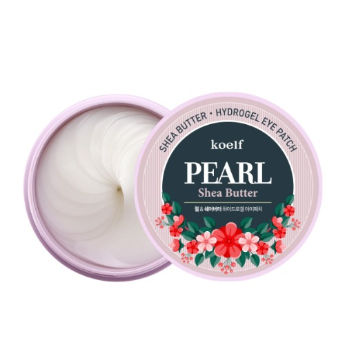 Mặt nạ mắt koelf Pearl Shea Butter Hydrogel