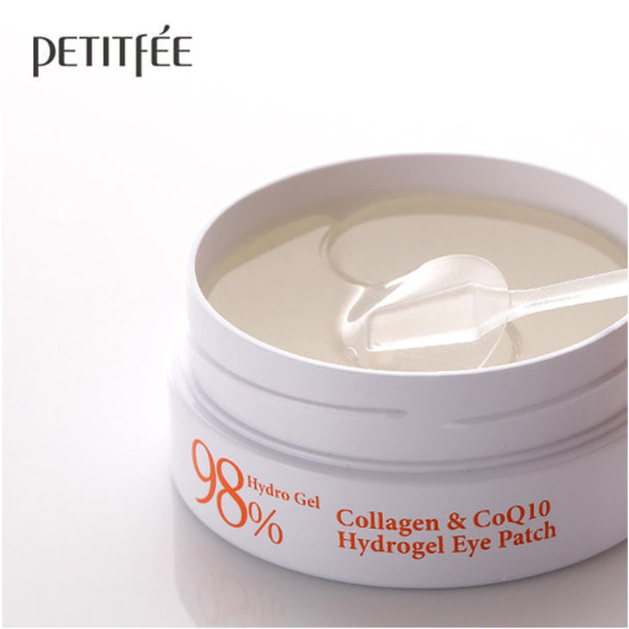 Mặt nạ mắt Petitfee Collagen & CoQ10 Hydrogel