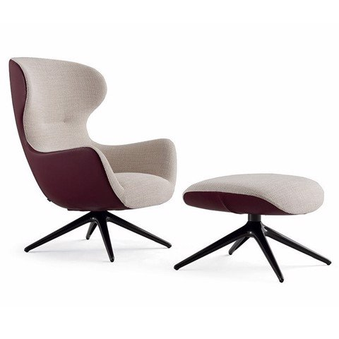 Ghế Arm Chair+ Ottoman MAR JOKER