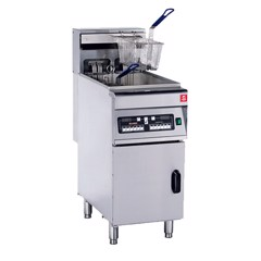 COMPUTERISED ELECTRIC FRYER with COLD ZONE DZL-28
