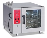 Electronic version of gas six-layer universal steaming oven JO-G-E61