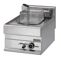 Electric fryer 10 litres tabletop, 9 kW 6540FREPW