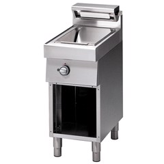 Chip warmer on open cabinet, GN 1/1 7040SPE