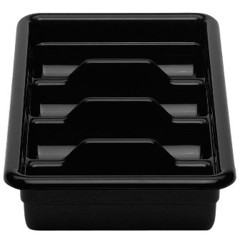 Black Plastic Regal Cutlery Box 11