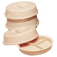 Beige Camwear Heat Keeper 3 Compartment Base and Cover