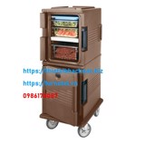 Front Loading Food Pan Hold & Transport Cart