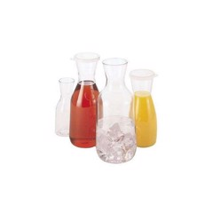 Beverage Decanter, Clear, Plastic - 0.25 L