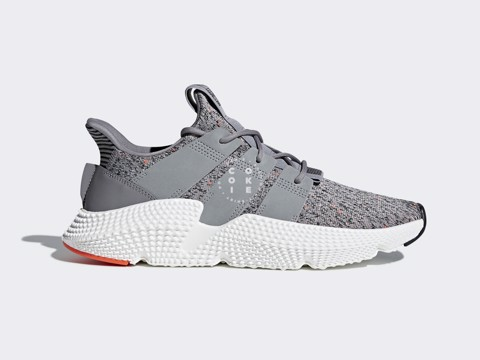 Giày adidas Prophere Grey Solar Red