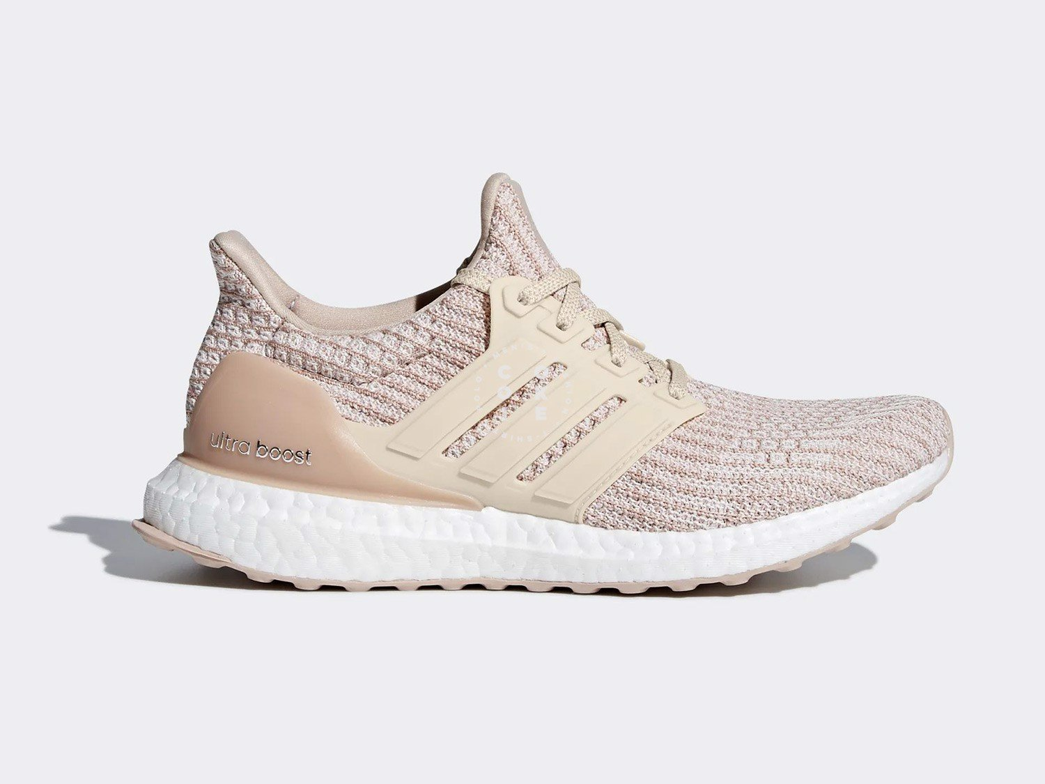 Giày adidas Ultraboost W Ash Pearl/ Linen/ Clear Orange