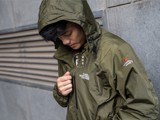 The North Face Stretch Powderflo Jacket - Green (Men's)