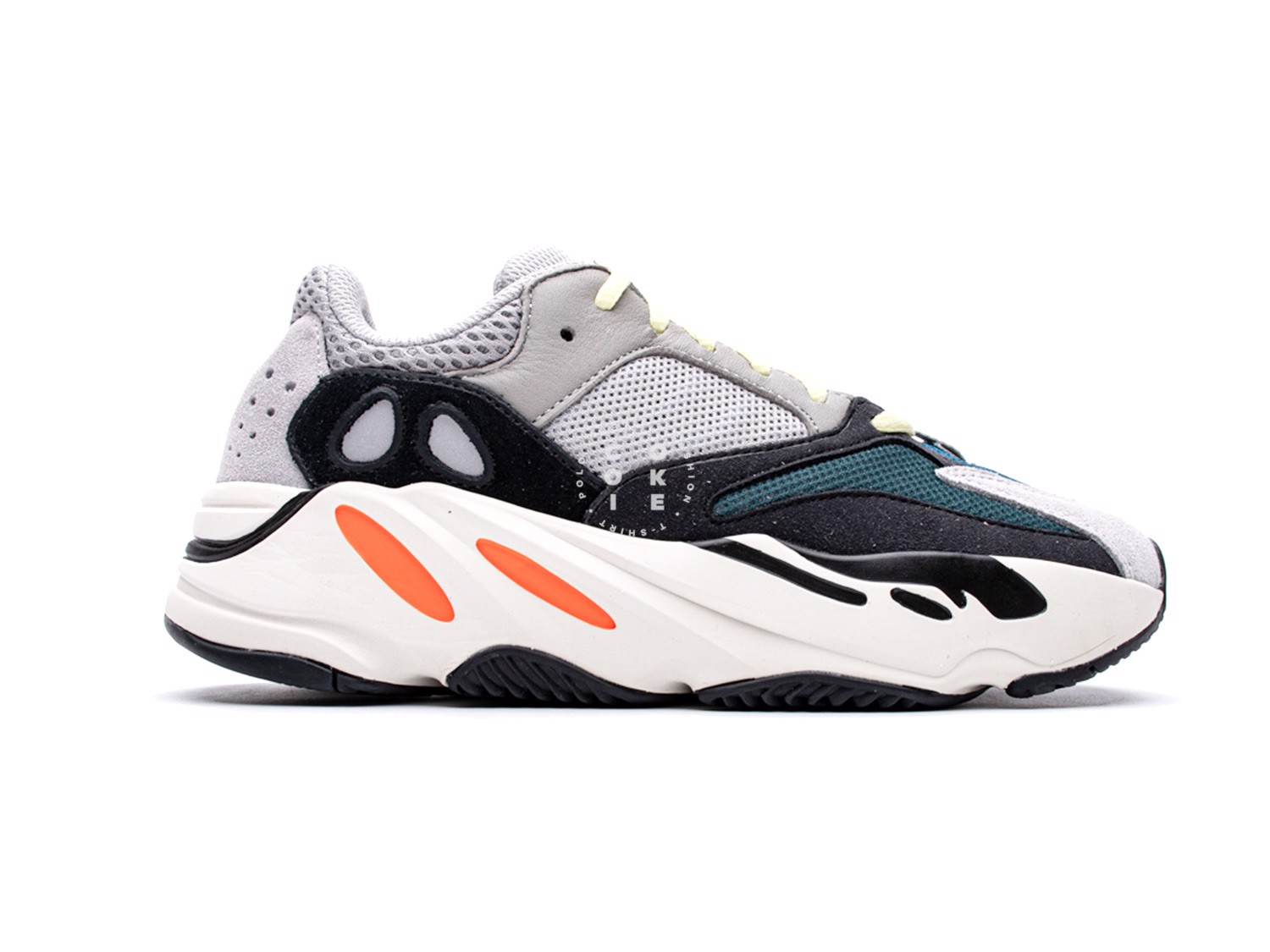 Giày adidas Yeezy Boost 700 Wave Runner Solid Grey - B75571