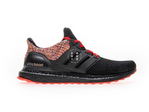 "Giày Adidas Ultra Boost 4.0 D11 ""BeiJing Black Red"" - BY1756"