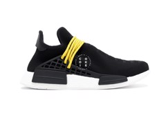 Giày Pharrell x adidas NMD Human Race Hue Man Triple Black - BB3068
