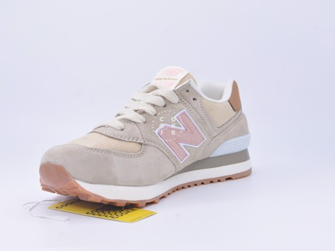 Giày New Balance CRT300 Wl574 Rose