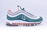Giày Nike Air Max 97 Miami Hurricanes (GS) - 921522-300