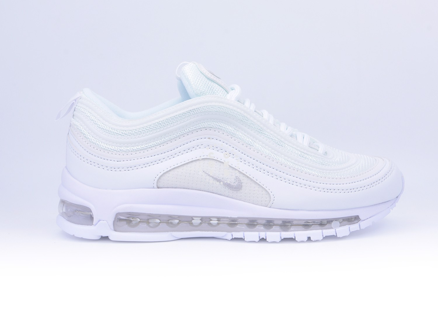 Giày Nike Air Max 97 White Grey 921826-101