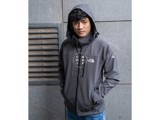 The North Face Men Apex Bionic 2 Hoodie - Asphalt Grey (Men's)