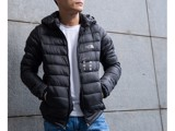 The North Face Stretch Down Jacket - Black (Men's)