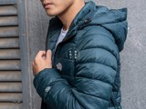 The North Face Stretch Down Jacket - Deep Forest (Men's)