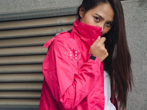 The North Face Stretch Powderflo Jacket - Pink (Women's)