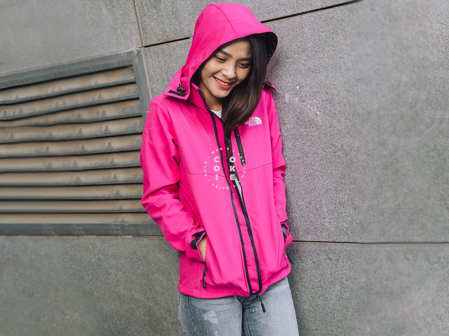 The North Face Women Apex Bionic 2 Hoodie - Pink (Women's)