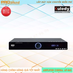 Amplifier Cinema Kuledy AP 865