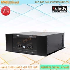 Amplifier Cinema Kuledy CT 6407