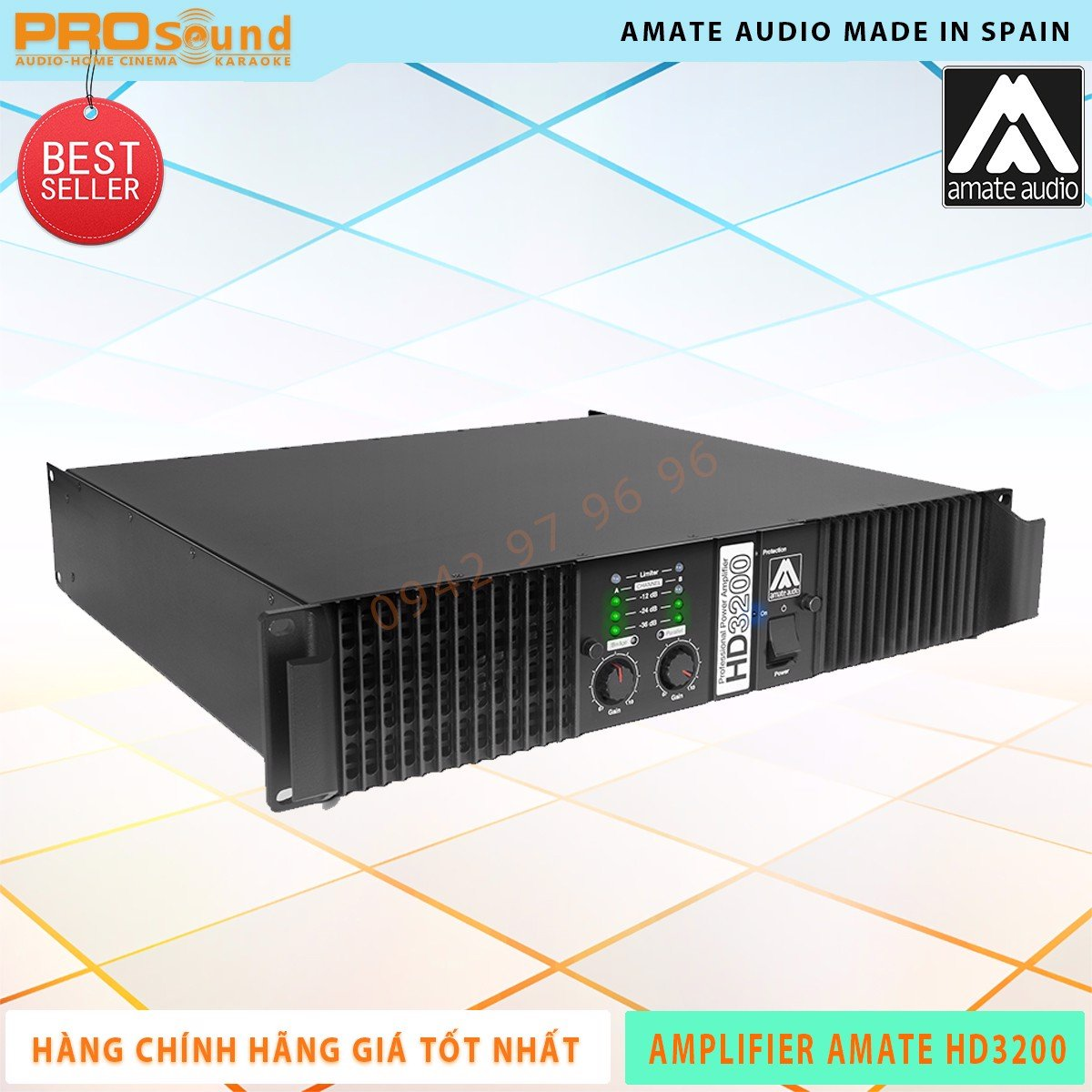 AMPLIFIER AMATE