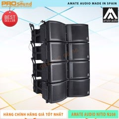 Loa Line Array Amate Nitid N208