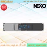 Amplifier Nexo NXAMP 4X2 MK2