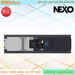 Amplifier Nexo NXAMP4X4 MK2