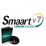Smaart V7 Rational Acoustics ( PC & MAC )