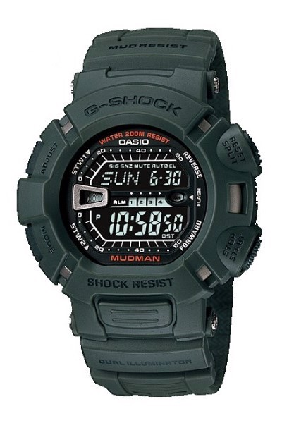 Casio G-9000-3VDR