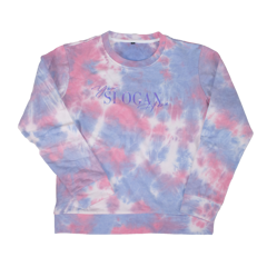 Áo Sweater Tie Dye Galaxy