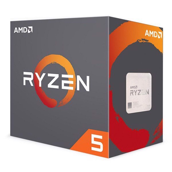 CPU AMD RYZEN 5 1600X 6C/12T 3.6Ghz (TURBO 4Ghz)