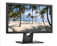 Màn Hình Dell E2016H (19.5/HD/Wide LED/250cd/m²/VGA+DP/60Hz/5ms)