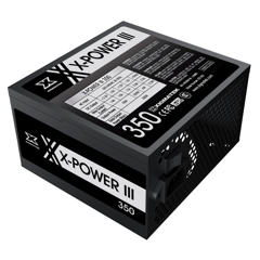 PSU XIGMATEK X-POWER III X-350 - 80 PLUS